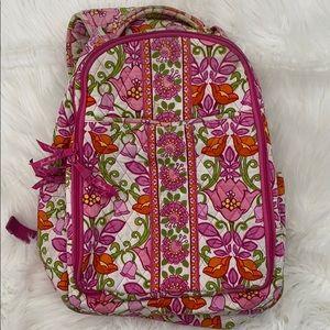 Vera Bradley Floral Backpack Diaper Bag